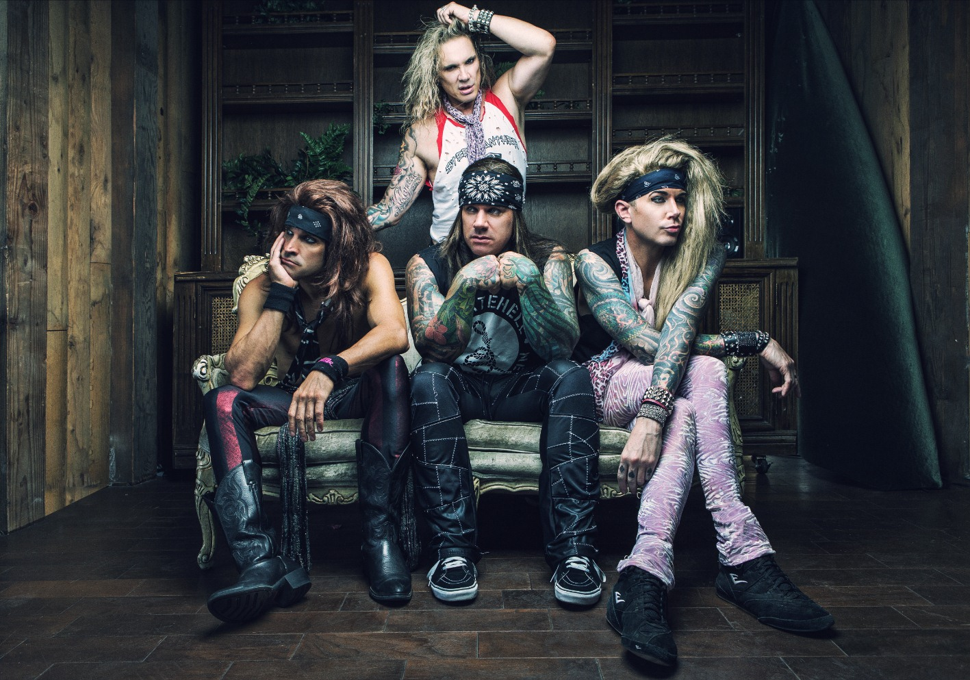 STEEL_PANTHER_Couch (photo by David Jackson)small